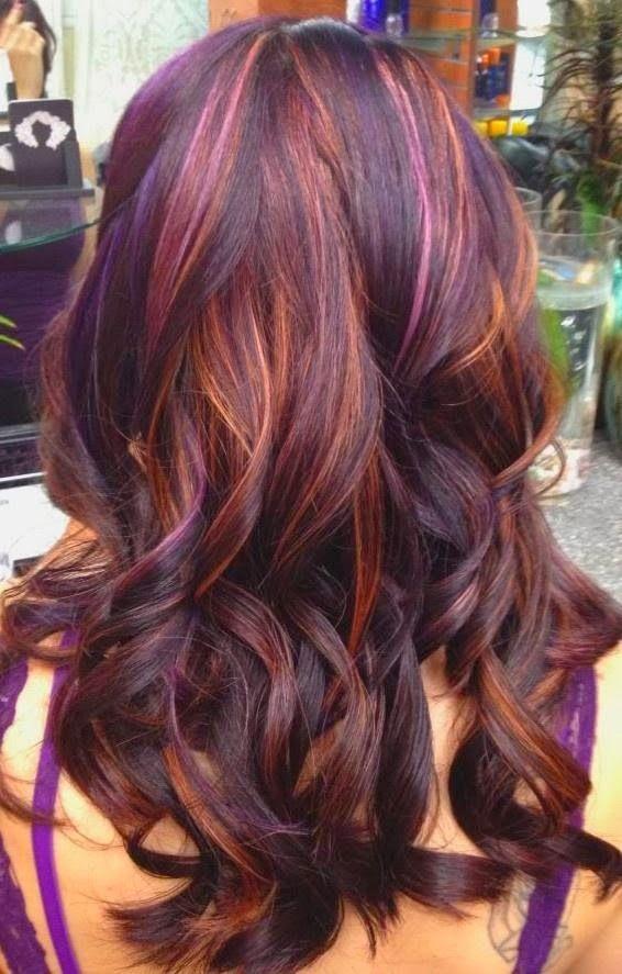 Birbirinden Güzel dalgalı saç modelleri (17)