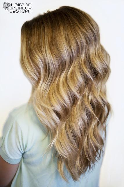 Birbirinden Güzel dalgalı saç modelleri (22)
