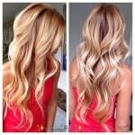 Birbirinden Güzel dalgalı saç modelleri (24)