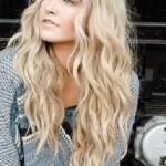 Birbirinden Güzel dalgalı saç modelleri (25)