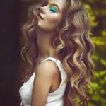 Birbirinden Güzel dalgalı saç modelleri (28)