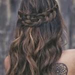Birbirinden Güzel dalgalı saç modelleri (30)
