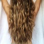 Birbirinden Güzel dalgalı saç modelleri (37)