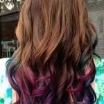 Birbirinden Güzel dalgalı saç modelleri (38)