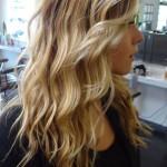 Birbirinden Güzel dalgalı saç modelleri (4)