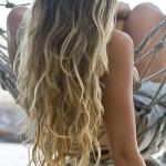 Birbirinden Güzel dalgalı saç modelleri (5)