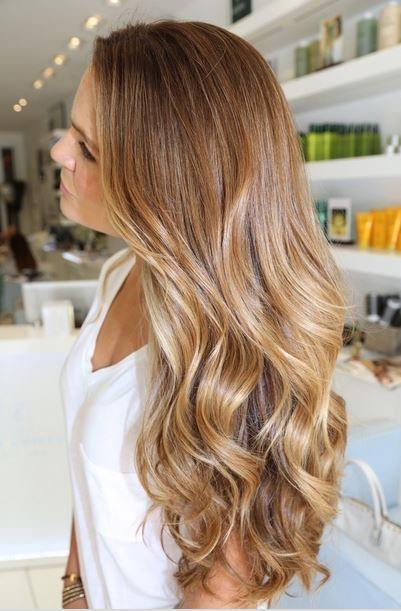Birbirinden Güzel dalgalı saç modelleri (6)