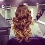 Birbirinden Güzel dalgalı saç modelleri (9)