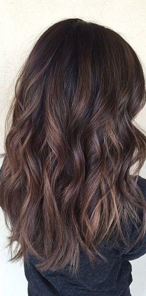 Esmer Bayanlar Sizi Unutmadık İşte esmer saç modelleri (1)