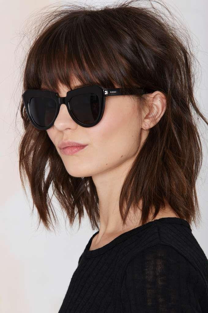 Esmer Bayanlar Sizi Unutmadık İşte esmer saç modelleri (12)