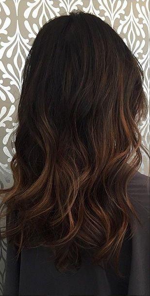 Esmer Bayanlar Sizi Unutmadık İşte esmer saç modelleri (6)