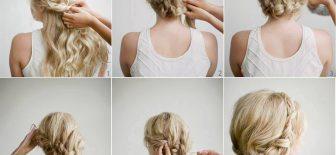 Yapması En Kolay Pratik Saç Modelleri