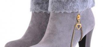 Bayan Bot ve Çizme Modelleri