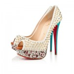 Cıvıl Cıvıl Rengarenk Topuklu Ayakkabı Modelleri