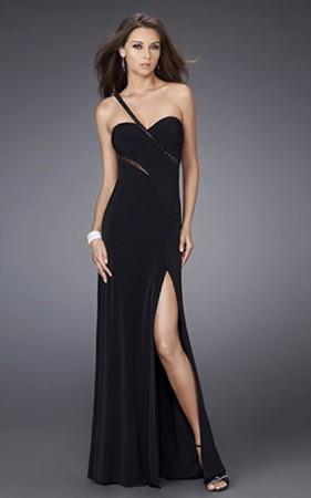 Göz Alıcı Derin Yırtmaçlı Abiye Elbise Modelleri