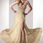 Derin Yırtmaçlı Abiye elbise modelleri, Bcaklarına Güvenen Kadınların Tercihi