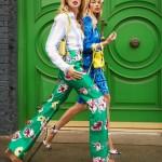 Desenli Pantolon Modelleri Yaz Kombinlerinin Vazgeçilmezi