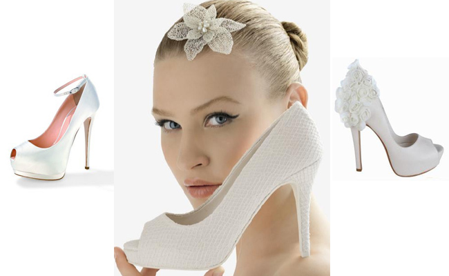 İşte En Muhteşem Gelin Ayakkabısı Modelleri