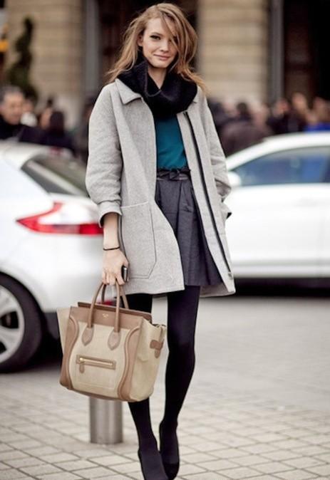 Sokak Modası Günlük Kıyafetler
