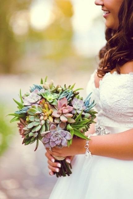 En Trend Gelin Çiçekleri