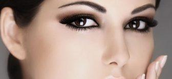 Kahve Rengi Gözler İçin Göz makyajı Önerileri