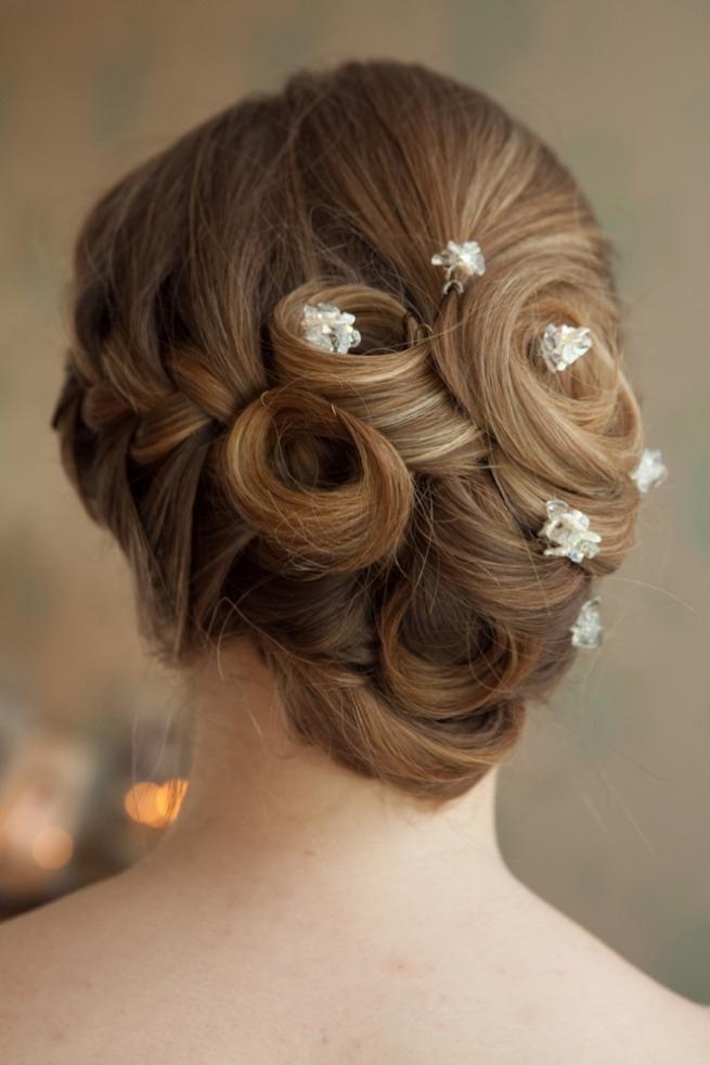 İşte En trend gelin saçı modelleri