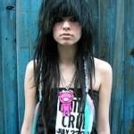 İşte Size Emo Saç Modelleri
