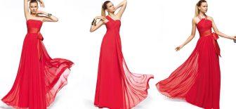 Kırmızı Abiye Elbise Modelleri Özel ve Güzel Olmak İsteyenleri