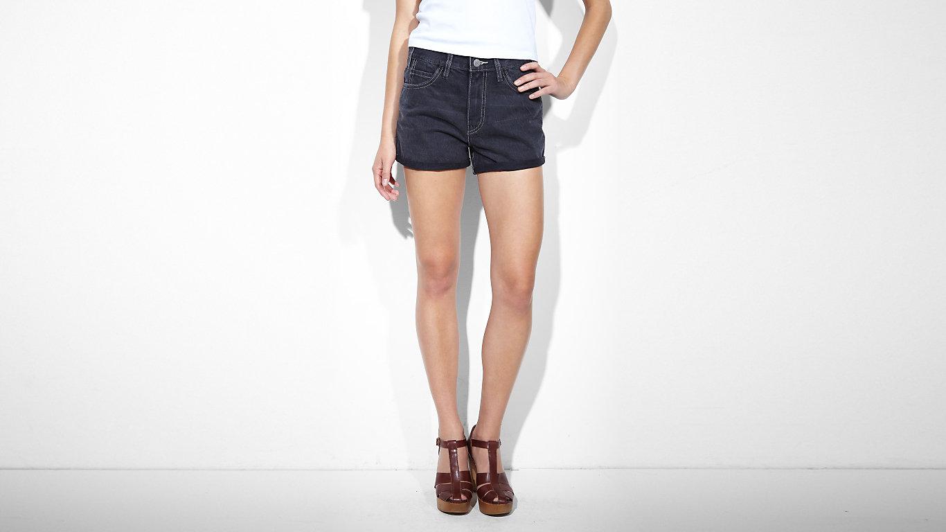 Levi's Bayan Kot Şort Modelleri