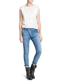 Mango 2016 Bayan Kot Pantolon Modelleri