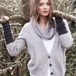 Hırka Modelleri İle Sonbahar Kış İçin Şık Kombinler