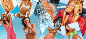 Victoria's Secret Muhteşem Bikini Modelleri