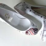 Özel Tasarım Gelin Ayakkabıları