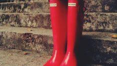 Rengarenk Yağmur Çizmesi Modelleri