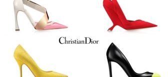 Rengarenk Yüksek Topuklu Ayakkabı Modelleri