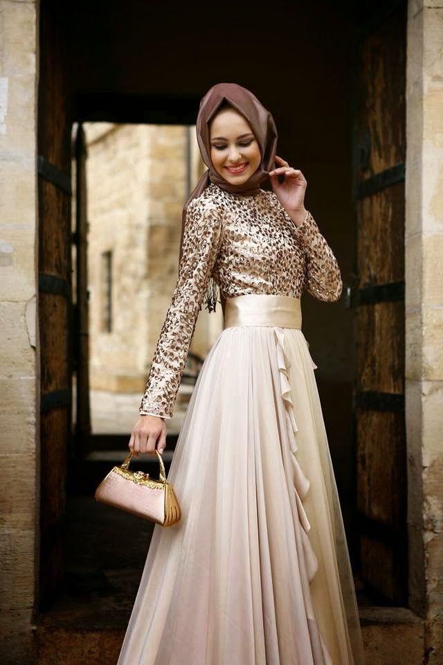 Yeni Moda 2019 Tesettür Giyim Modelleri