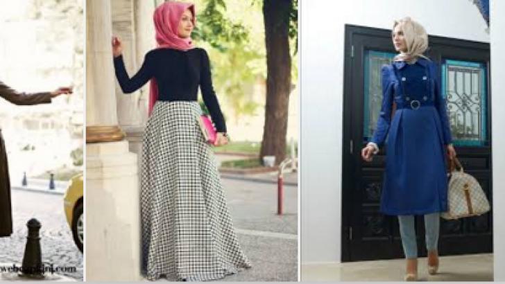 Yeni Moda Tesettür Giyim Modelleri