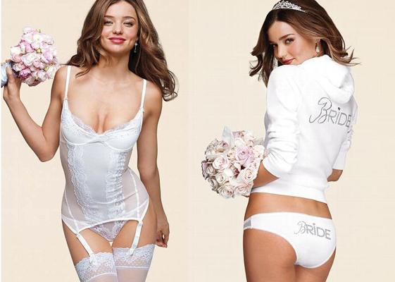 Victoria's Secret Gelin İç Çamaşırları