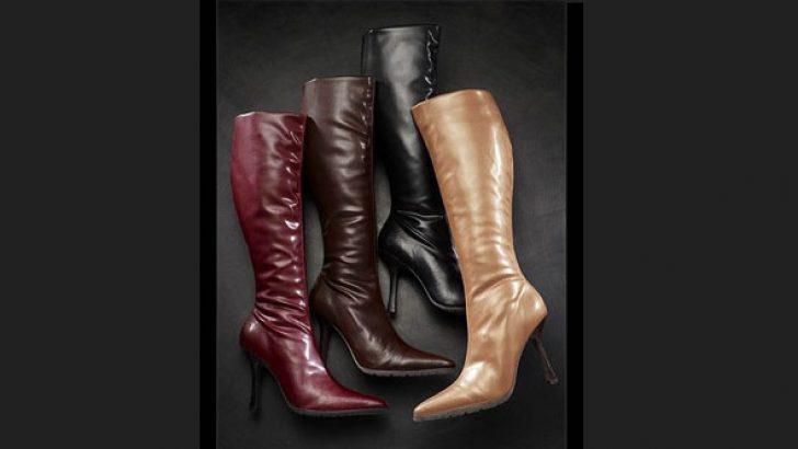 Kombinler İçin Şık Uzun Bayan Çizme Modelleri 2019-2020