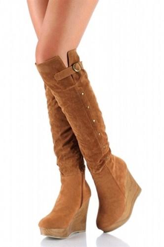 Yeni Model Bayan Çizme Modelleri