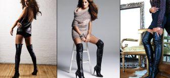Yüksek Topuklu Çizme Modelleri