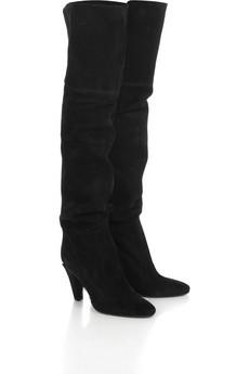YüksekTopuklu Çizme Modelleri