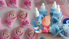 Bebek Şekerleri 2018 Baby Shower İçin En Tatlı Fikirler