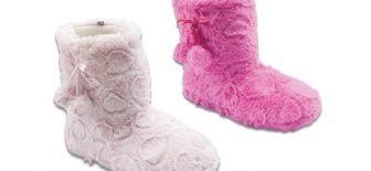 Sıcacık Tutan Bayan Ev Ayakkabı Modelleri
