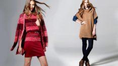 DeFacto Sonbahar Kış Bayan Giyim Modelleri