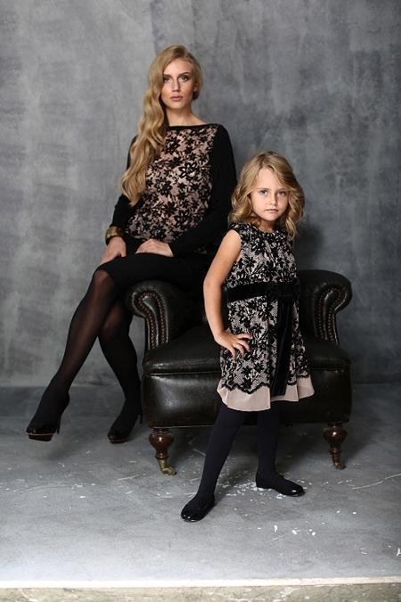 En Güzel Anne Kız Kombinleri