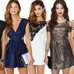 En Trend Mini Parti Elbiseleri