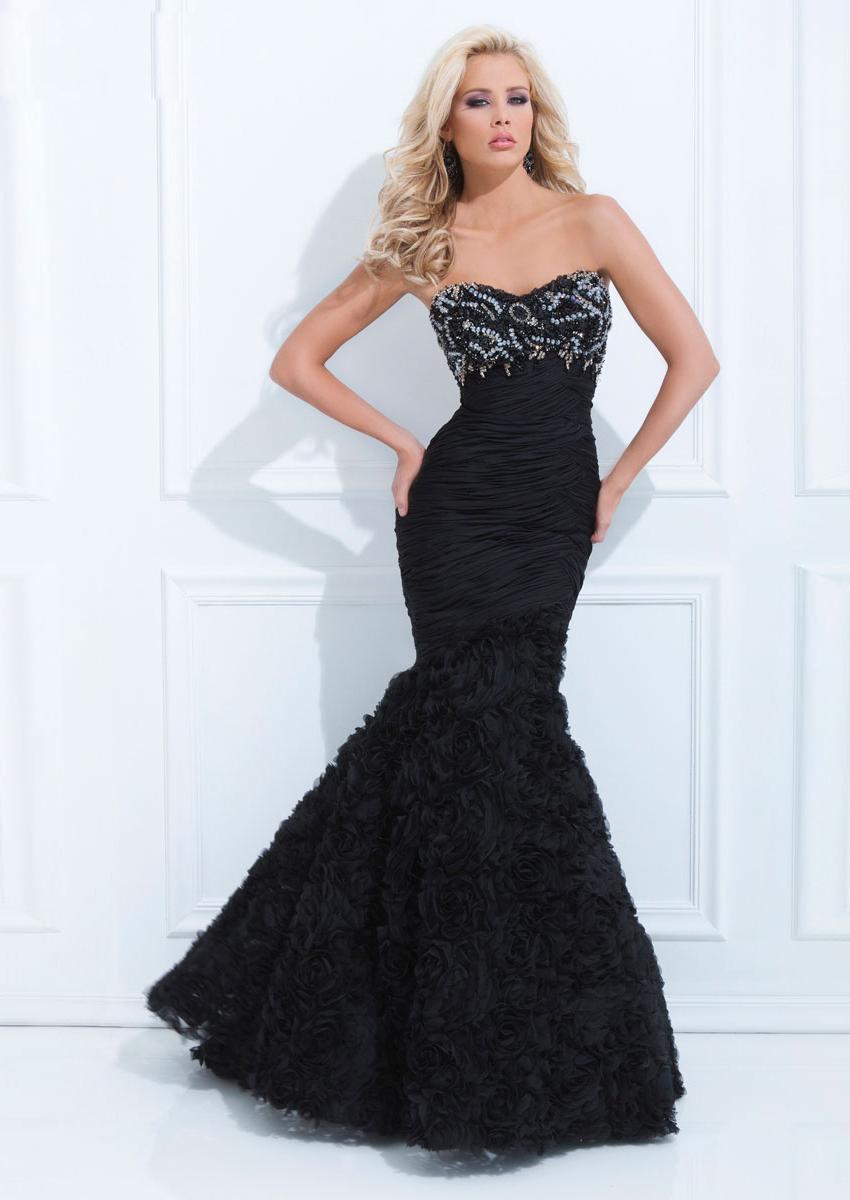 0b1e4016f77ee Göz Kamaştıran Balık Etek Abiye Elbise Modelleri | SadeKadınlar ...