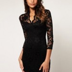 Die Schönsten Spitze Abendkleider Kurz - Muhteşem Dantel Abiye Modelleri