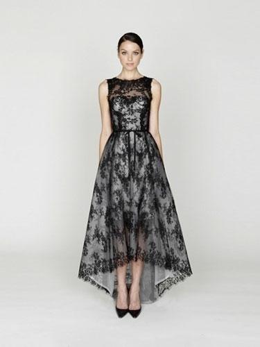 Die Schönsten Spitze Abendkleider Lang - Muhteşem Dantel Abiye Modelleri